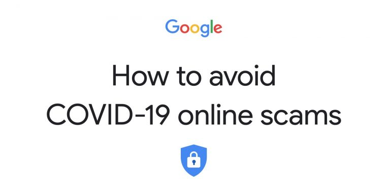 Helping you avoid COVID‑19 online scams