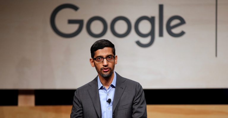 'A Test We Will Have to Pass.' Alphabet CEO Sundar Pichai on the Role Big Tech Companies Should Play in the Coronavirus Crisis